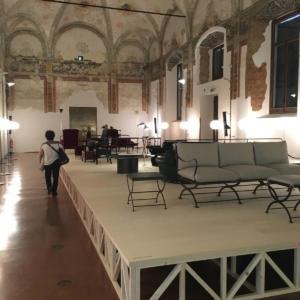 Fuorisalone 2018, B&B Italia, Coll. Caccia Dominioni