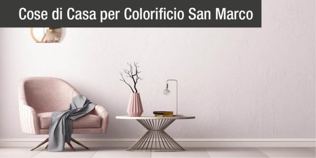 Pitture per il benessere: da Colorificio San Marco una linea che migliora la qualità dell'aria in casa