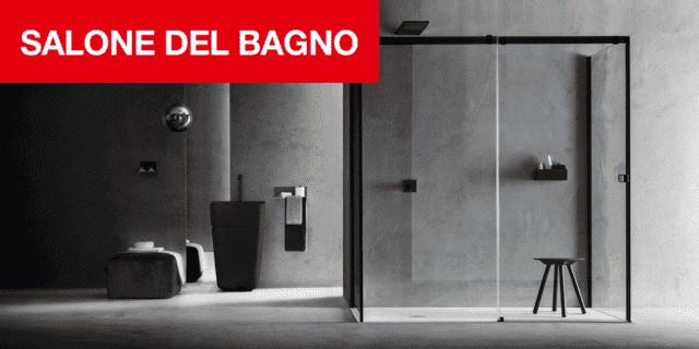 """Al Salone del Bagno la doccia come """"ambiente"""" a sé, personalizzabile al massimo"""