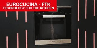 """Dialog Oven a FTK: è il nuovo forno di Miele che """"parla"""" con i cibi"""