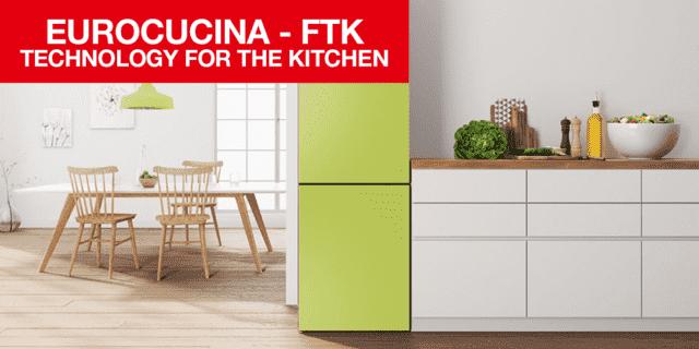 Novità FTK: i frigoriferi del futuro