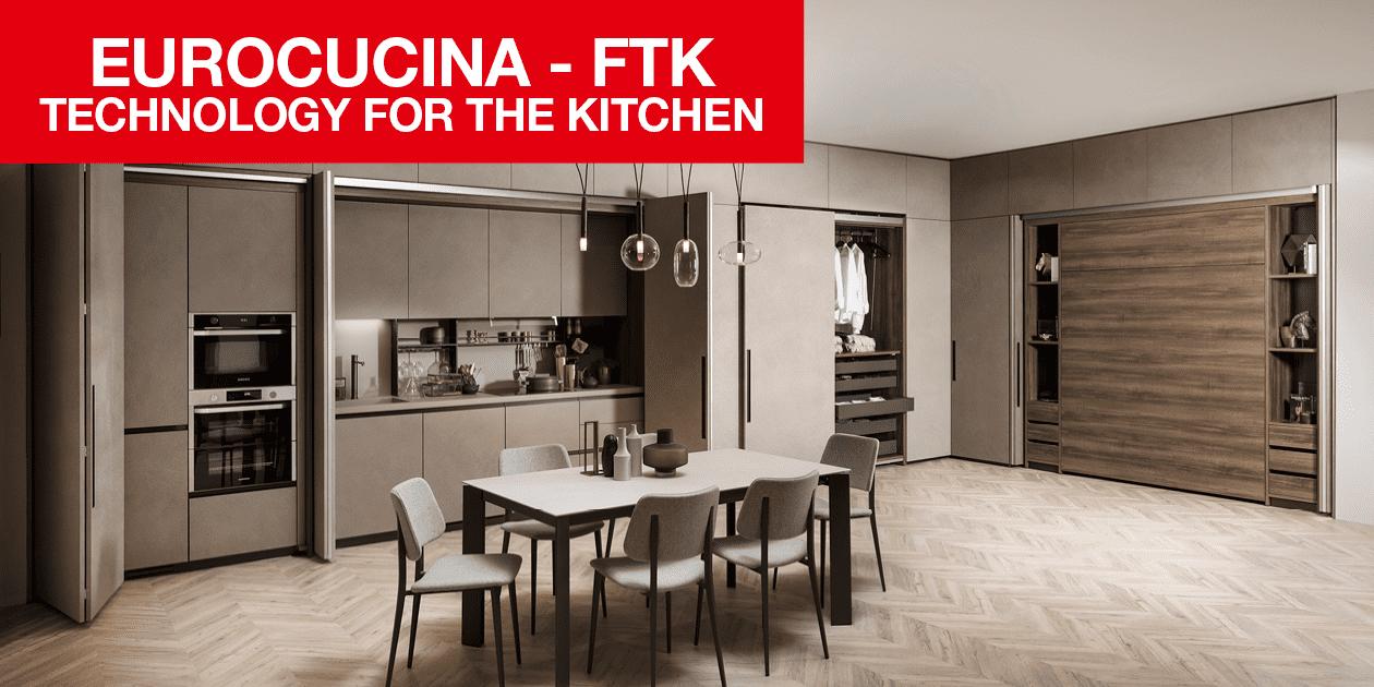 Box life la soluzione smart di scavolini a eurocucina 2018 cose di casa - Life cucine milano ...