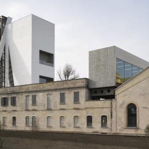 Torre Fondazione Prada,  Foto: Bas Princen 2018 Courtesy Fondazione Prada