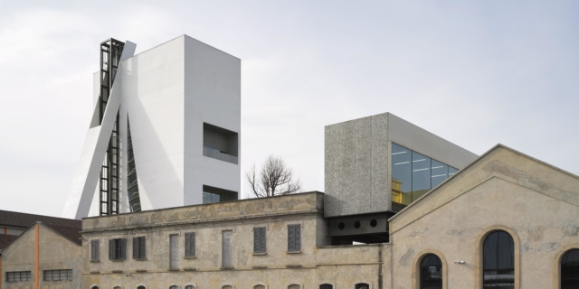 Fondazione Prada, si inaugura domani la nuova Torre di Koolhaas