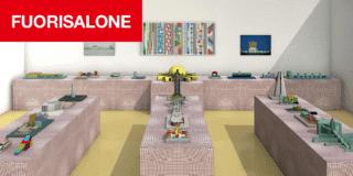 Al Fuorisalone le nuove declinazioni delle finiture e dei colori di Abet Laminati
