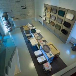 Globo showroom di corso Monforte 15