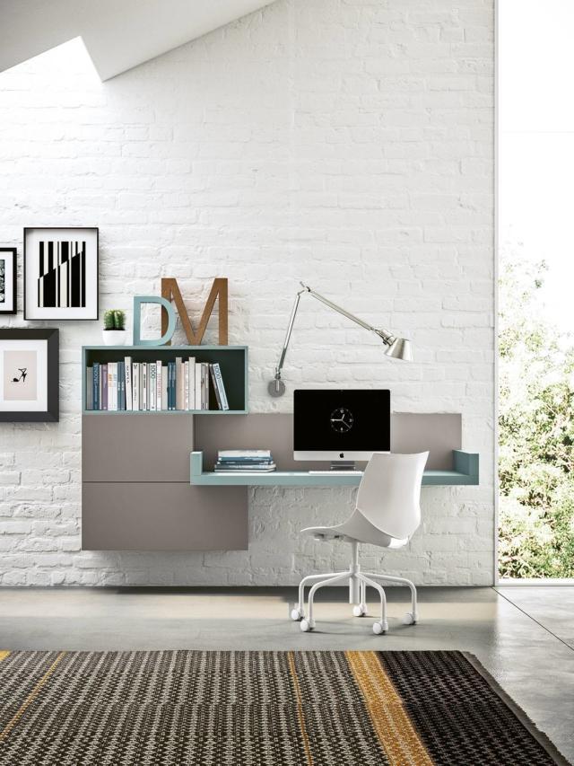 Scrivania per la cameretta o lo studio 16 modelli comodi for Mobile con scrivania