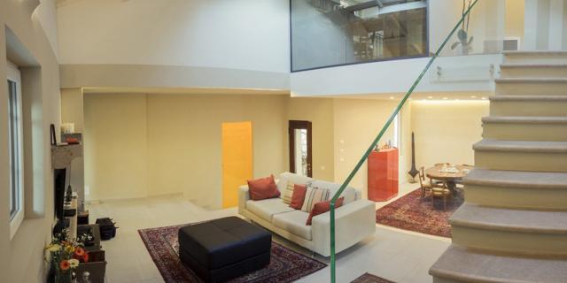Una casa ristrutturata per il risparmio energetico