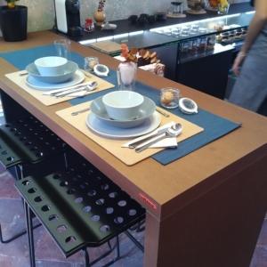 De Rerum Natura Welc(h)ome Market. cucina in PaperStone