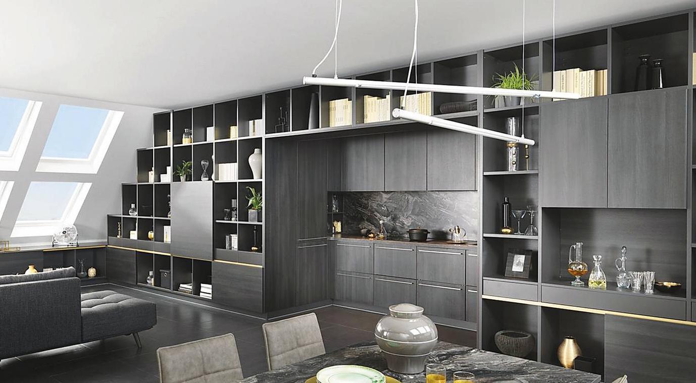 Progetti 3 Modi Di Vivere La Cucina Open Space Parzialmente Aperta Separata Cose Di Casa