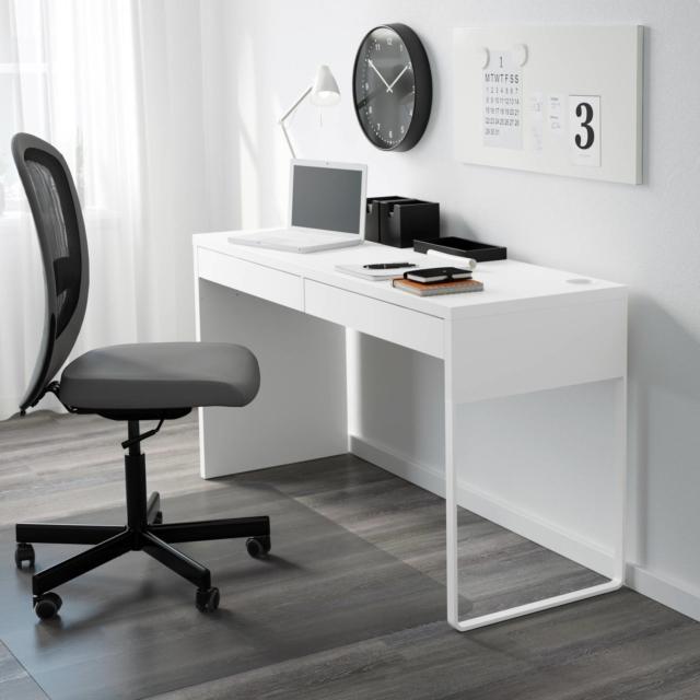 Ikea- Micke-scrivania ragazzi nascondi cavi