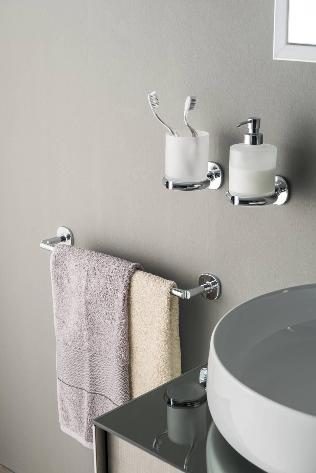 I nuovi accessori bagno firmati inda cose di casa - Accessori bagno inda prezzi ...