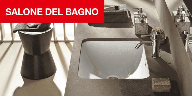 I nuovi lavabi d'arredo al Salone Internazionale del Bagno