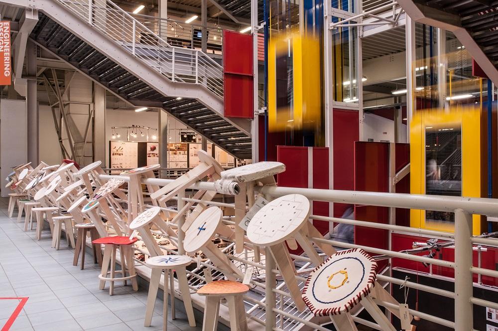 Iniziative del politecnico di milano per il salone del for Scuola del design polimi