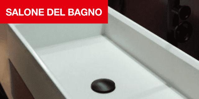 Salone del Bagno 2018: proposte di carattere per la stanza dell'acqua