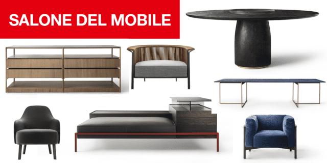 Lema: alcune delle nuove proposte presentate al Salone del Mobile 2018