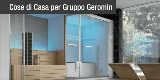Total living bathroom con Sauna Vita®: la spa direttamente nel tuo bagno