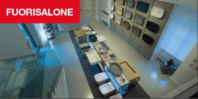 Fuorisalone 2018: Ceramica Globo rinnova lo showroom dedicato al bagno