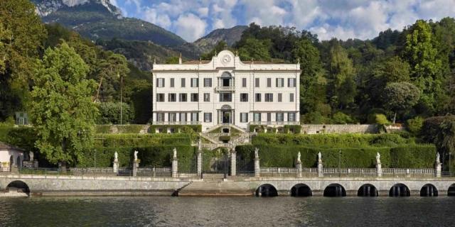 Villa Carlotta tra fiori e cultura