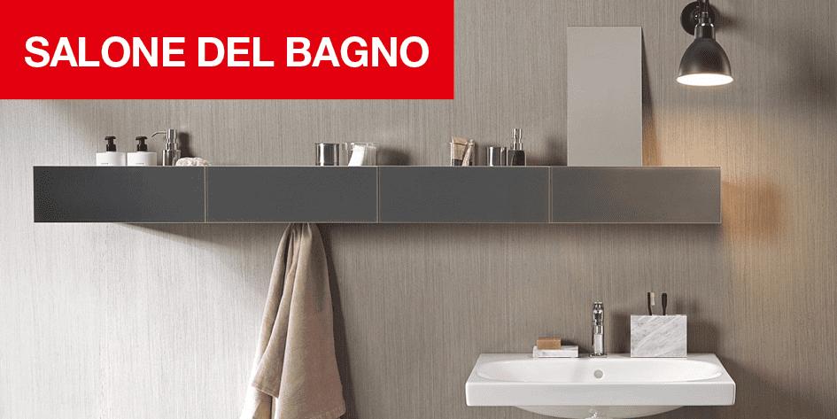 Vasca Da Bagno Kami Scavolini : Forme geometriche per gli accessori bagno al salone del bagno