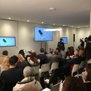 Artemide conferenza stampa