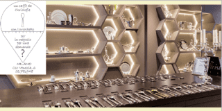 Da Christofle a Milano, prenota una consulenza gratuita di interior design