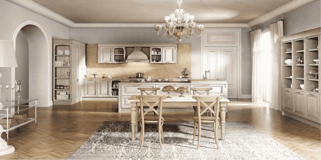 Cucine classiche: consigli su modelli, prezzi, economiche ...