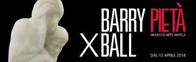 Barry X Ball interpreta la Pietà Rondanini al Castello Sforzesco