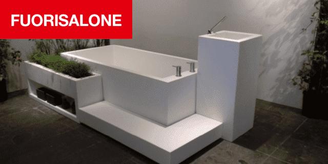 Fuorisalone 2018: in Tortona si scoprono nuove idee per il bagno