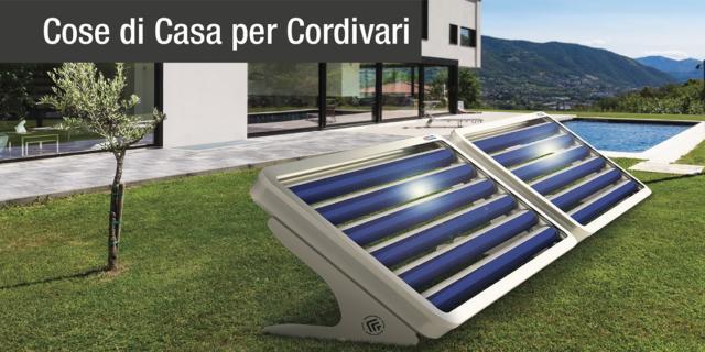 Un sistema solare compatto per l'acqua calda: Stratos® 4S di Cordivari