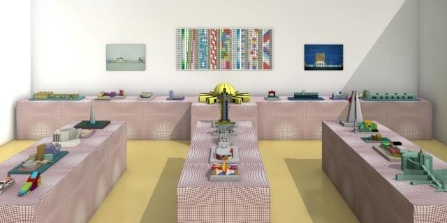foto1_Atelier Mendini Le Architetture_Triennale render