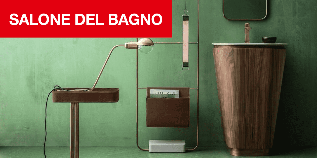 Mobili per il bagno al salone del bagno 2018 funzionali e - Fiera del bagno bologna ...
