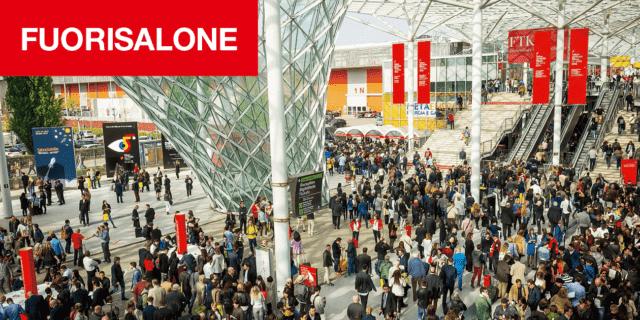 17 aprile-22 aprile 2018: a Milano, in giro per il Salone e al Fuorisalone