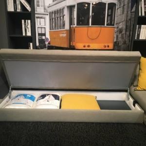 Respace, dettaglio del contenitore aperto.