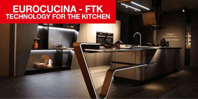 Pininfarina firma la nuova cucina Vision di Snaidero in mostra a Eurocucina