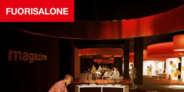 Fuorisalone 2018: space&interiors mette in mostra il futuro dell'abitare con un allestimento di Stefano Boeri Architetti