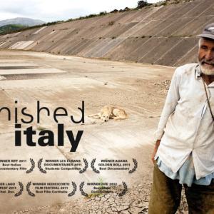 Locandina Unfinished Italy