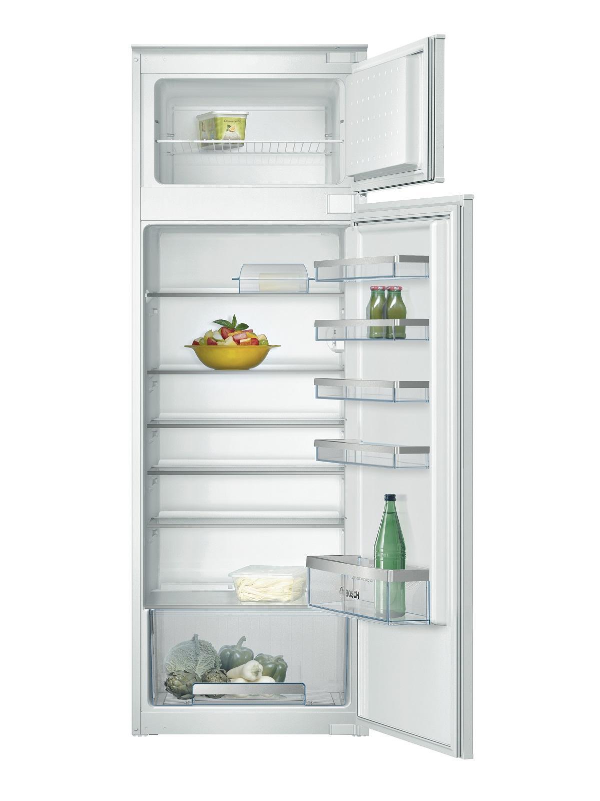 I comuni frigoriferi doppia porta da incasso per stivare piccole scorte