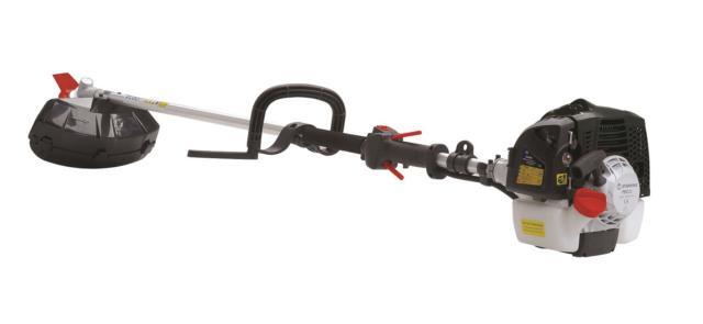 Il decespugliatore Sterwins PBC 33I è maneggevole e facile da usare. In più ha lo starter automatico per l'avviamento facilitato. www.leroymerlin.it