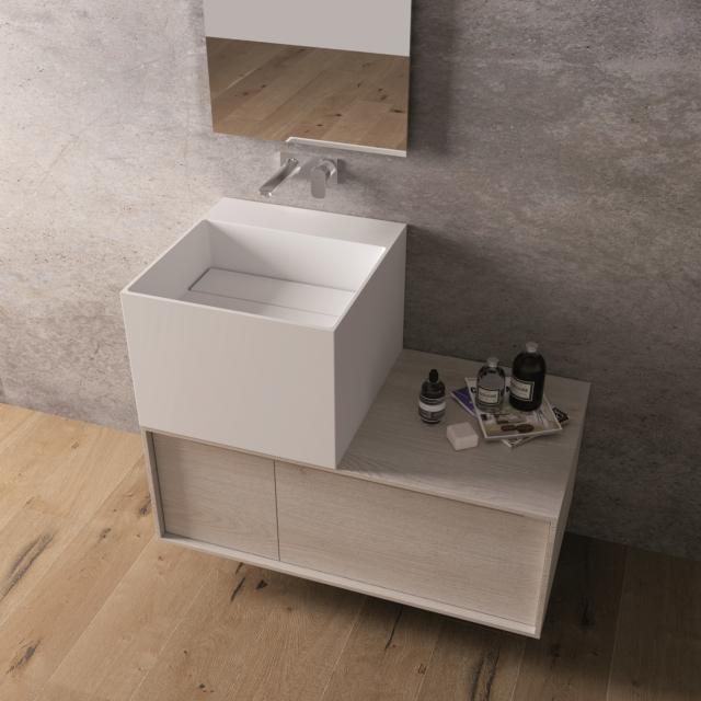 3leroymerlin cube lavabi matt