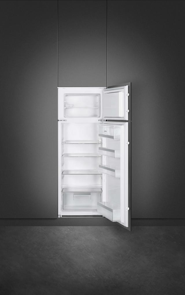 6smeg D72302P frigoriferi doppia porta