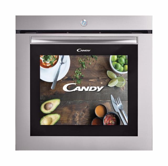 Watch&Touch di Candy è caratterizzato da uno schermo interattivo 100% touch da 19' e dall'assenza di manopole, la facilità d'utilizzo e le soluzioni tailor made.