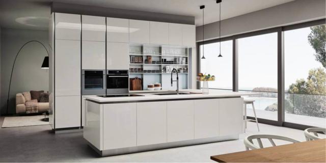 Qual è il colore più richiesto e scelto per la cucina? - Cose di Casa