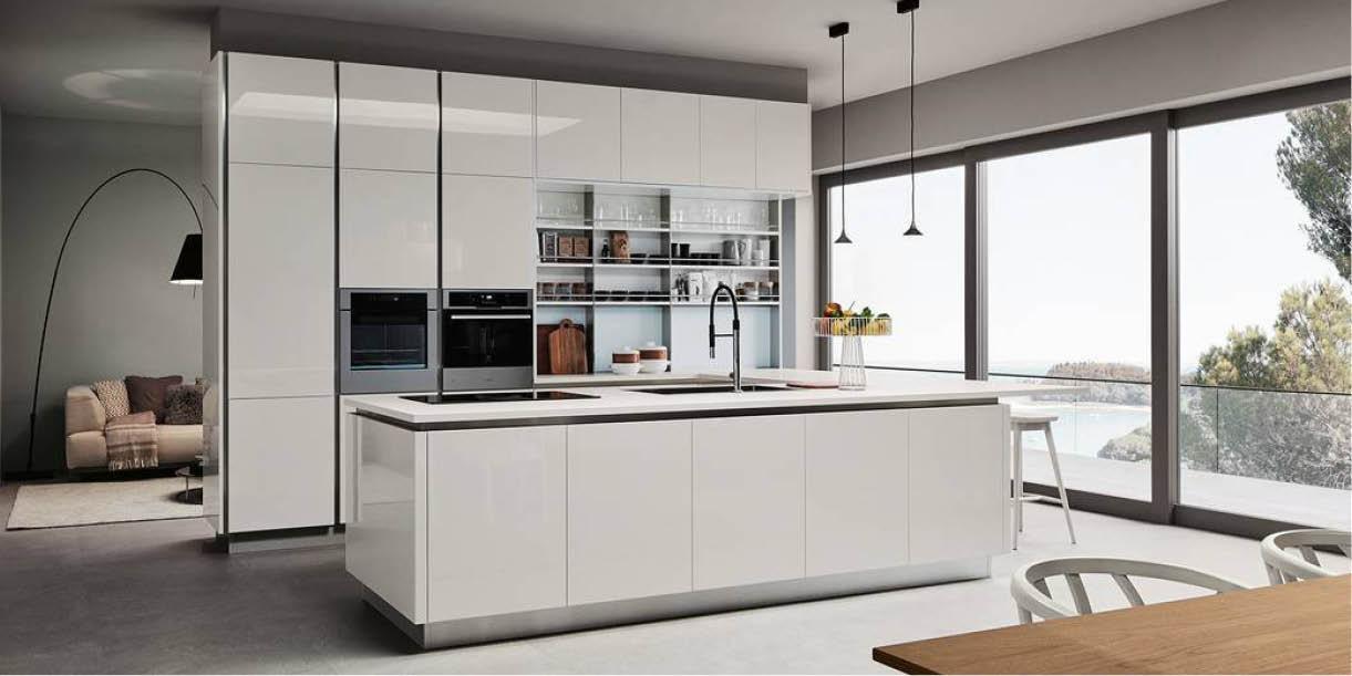 Qual il colore pi richiesto e scelto per la cucina cose di casa - Fiere per la casa ...