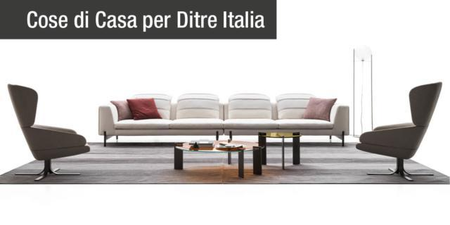 Divano Kim Relax, la nuova idea di comfort di Ditre Italia