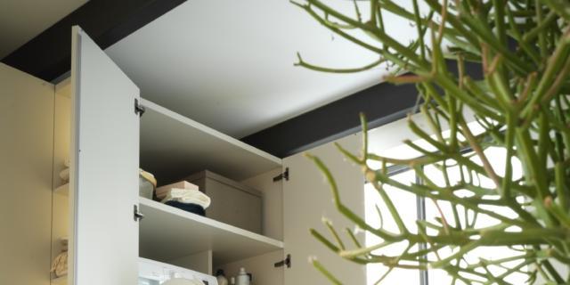 sistema Freedhome Caccaro sfrutta gli spazi al centimetro e acome arredo gode del bonus mobili, mentre il bonus verde permette di scontare alcune spese per le piante di giardini e balconi