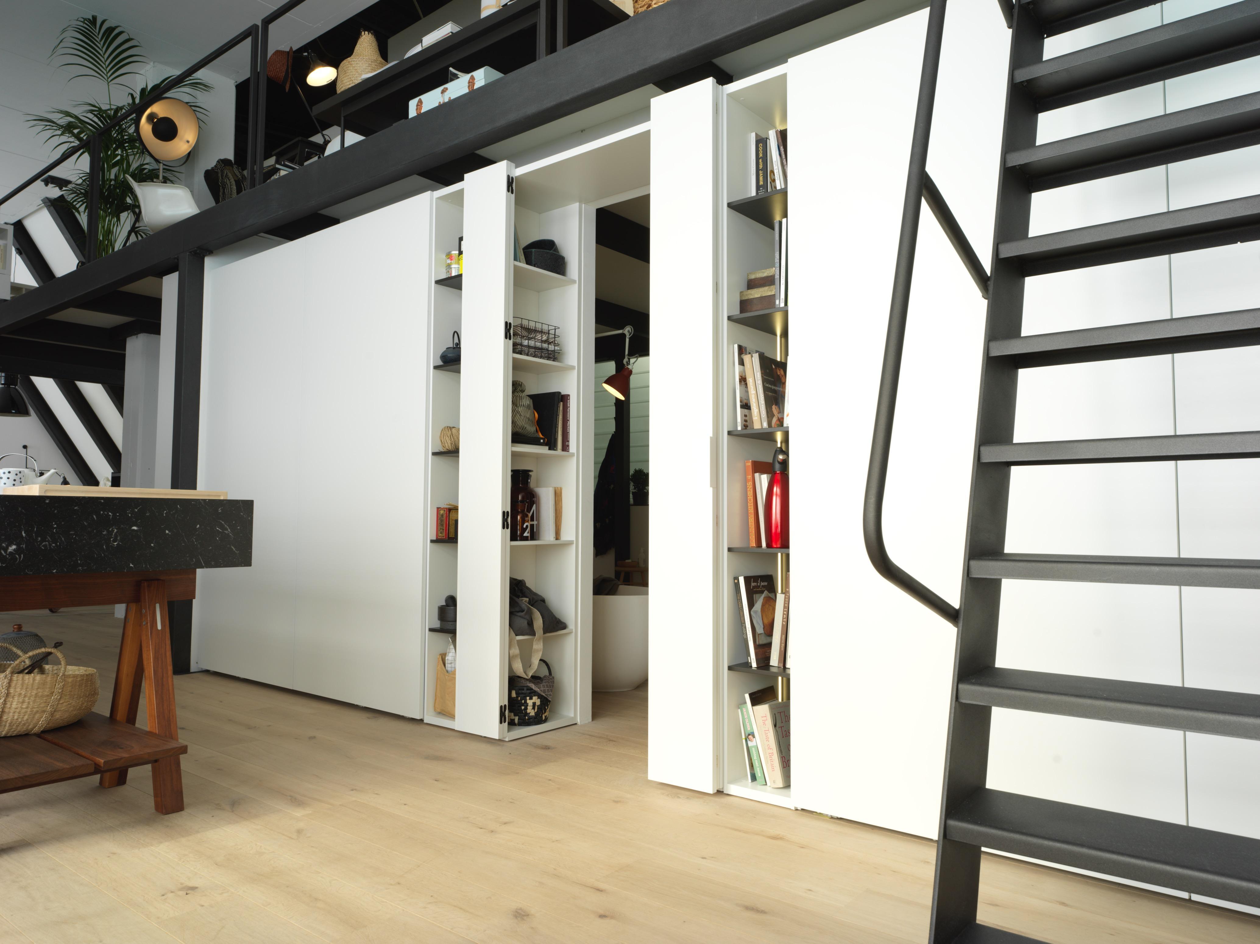 Arredare con nuovi sistemi per contenere e separare cose di casa - Sistemi per riscaldare casa ...