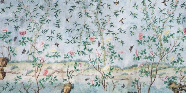 Tappezzeria classica, fra il floreale e il damascato
