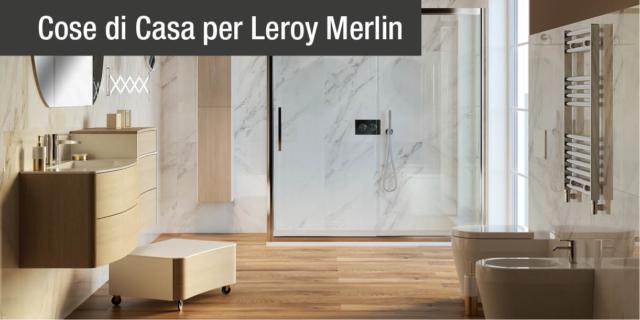 Bagno accessori arredamento mobili vasche e sanitari cose di casa - Vernice piastrelle bagno leroy merlin ...
