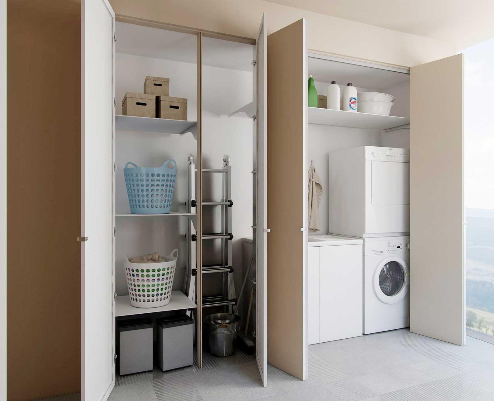 Angolo Lavanderia Terrazzo : La lavanderia c è ma non si vede cose di casa